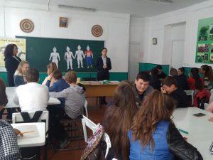Prevenirea și combaterea violenței în școală!