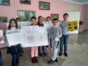 În incinta gimnaziul Colicăuți s-a desfășurat săptămâna matematicii